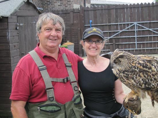 The Falconry – Bird Handlers & Bird Displays   Kent  South East  UK