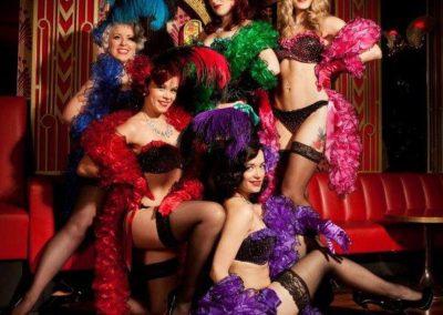 The Follies – Burlesque Show   London   UK