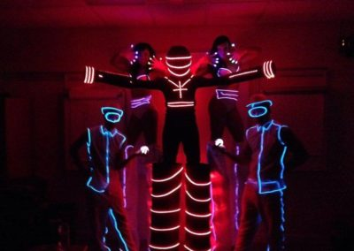 The Glow Team – LED & Glow Performers | North West | UK