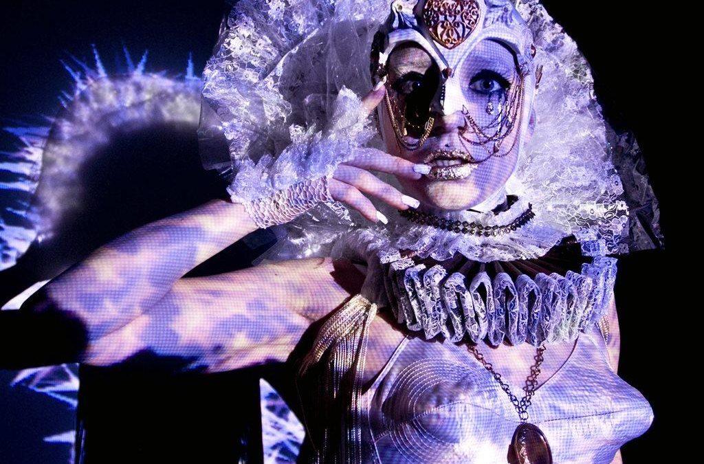 KIMATICA Studio: The Golden Virgin | Body Mapping Dance Show | London | UK