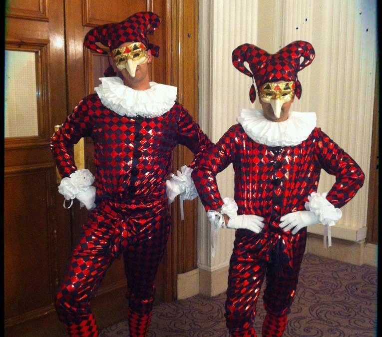 The Harlequins – Jesters | Northamptonshire| East Midlands| UK
