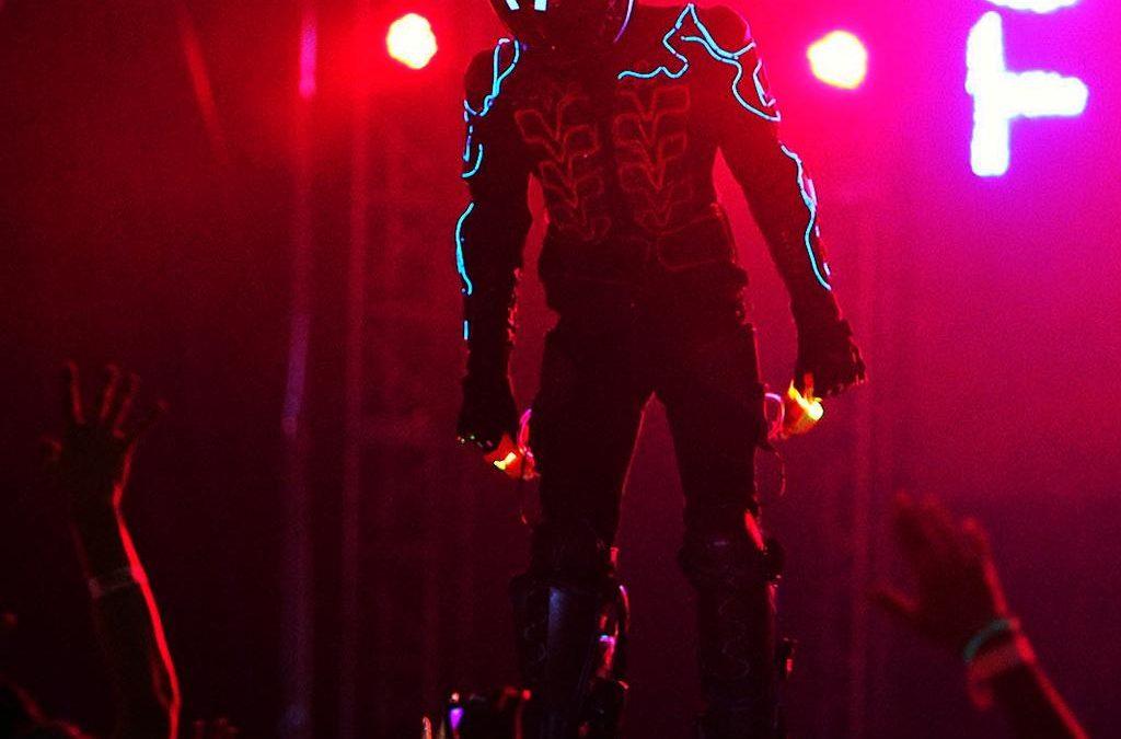 The Light Man – LED Performer | Bolton| North West| UK