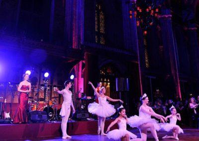 The London Ballerinas & The Scarlet Divas – Ballet & Opera Show | London | UK