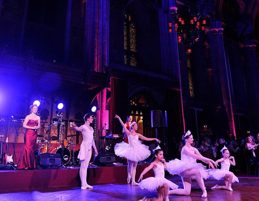 The London Ballerinas & The Scarlet Divas – Ballet & Opera Show   London   UK