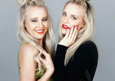 The Mac Twins – Compères and Presenters | UK