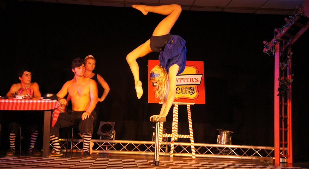 The Mad Hatter's Circus – Circus Show   London  UK
