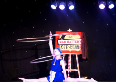 The Mad Hatter's Circus – Circus Show | London| UK