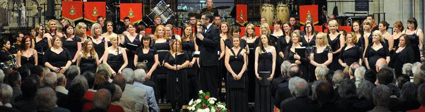 The Military Wives Choirs | Famous Choirs | UK
