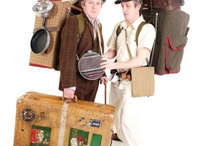 The Ramblers – Comedy Walkabout Act | Bristol| South West| UK