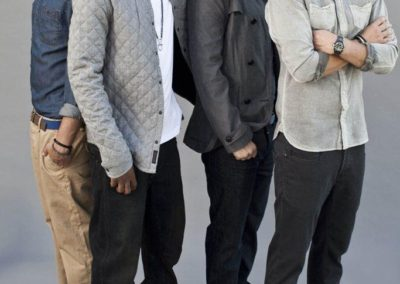 The Risk – X Factor 2011 Group | UK