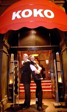 The Security Guards – Comedy Bouncers | London| UK