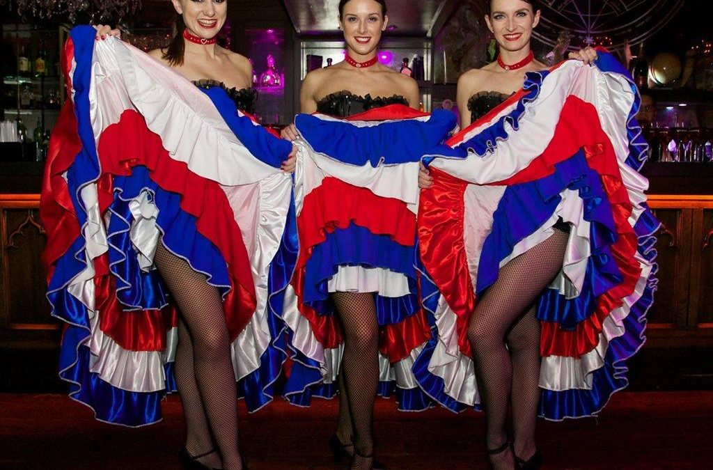 The Show Girls – Can Can Dancers | Staffordshire| West Midlands| UK