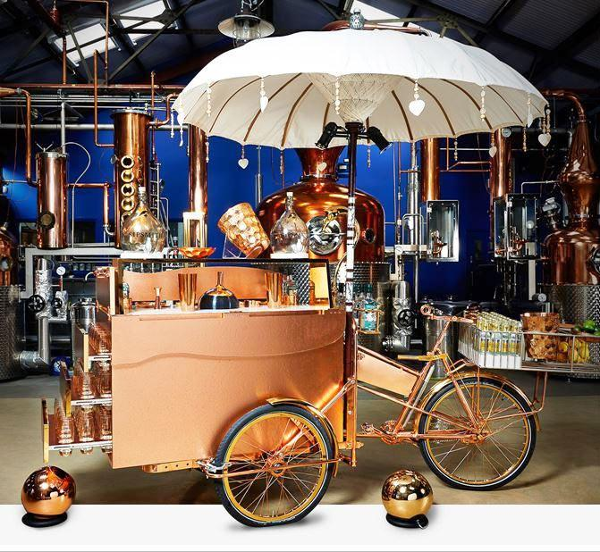 The Sipsmith Tricycle – Cocktail Tricycle | London | UK