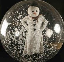 The Snow Globe Snowman – Static Character | London| UK