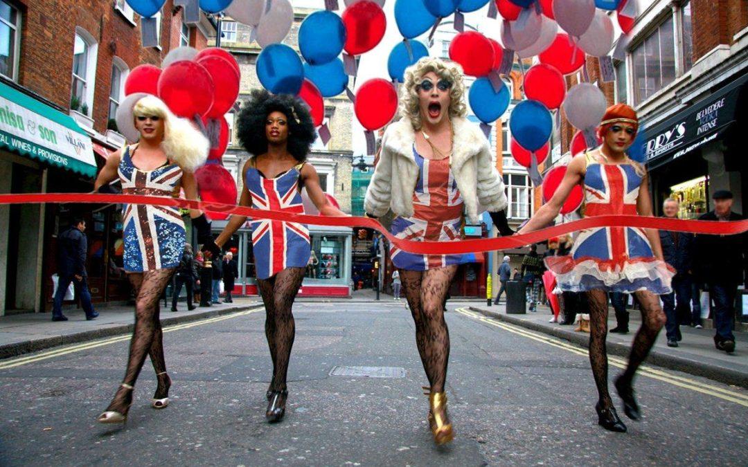 The Velma Show – Drag Queen Show   London  UK