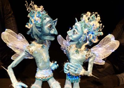 The Winter Sprites – Walkabout Puppet Act | Yorkshire | Yorkshire & The Humber| UK