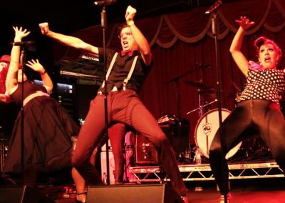 Tommy & The Belles – Party & Function Band | UK