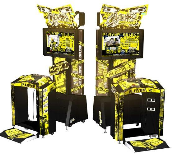 Too Spicy – Arcade Game   Berkshire  South East  UK