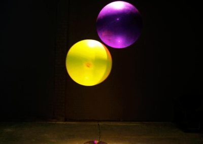 Two Balloons One Fan – Event Art Installation | USA