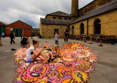 U.C. – Craft & Pavement Art Workshops | Liverpool| North West| UK