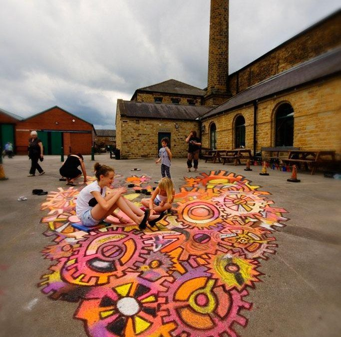 U.C. – Craft & Pavement Art Workshops   Liverpool  North West  UK