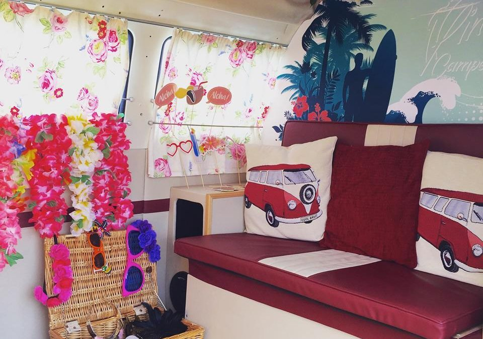 VW Camper Photo Booth – Mobile Photo Booth | London | UK