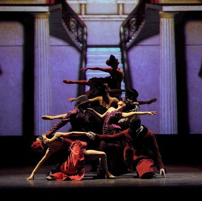 Venetian Ballet Dancers   Ballet Dancers   London   UK
