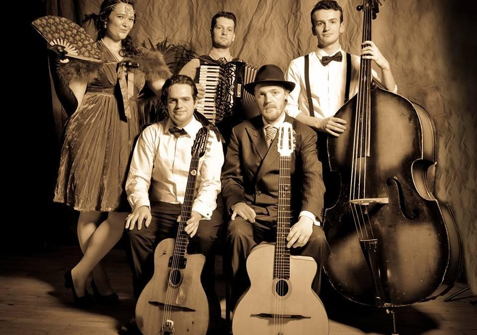 Vintage Café – Gypsy Jazz and Swing Quartet- Lincolnshire | London | UK