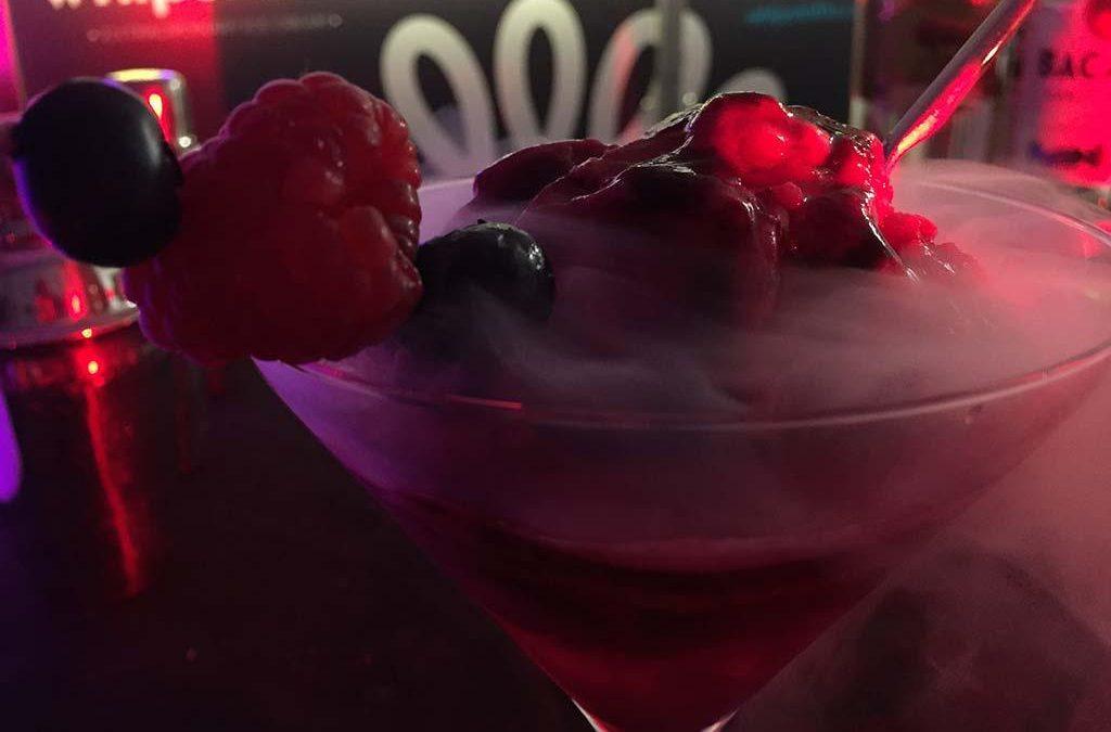 Whip's – Liquid Nitrogen Frozen Cocktail Bars | London | UK