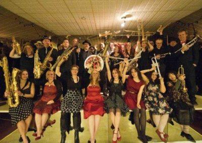 Wonderbrass – Brass Band | Cardiff | Wales