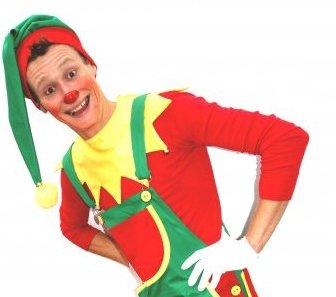 Zaz the Elf – Walkabout Character | East Sussex| South East| UK