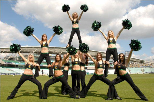 Zoo – Cheerleaders | London | UK