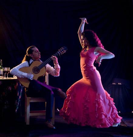 Spanish: Ana & Jose – Flamenco Dancers | UK