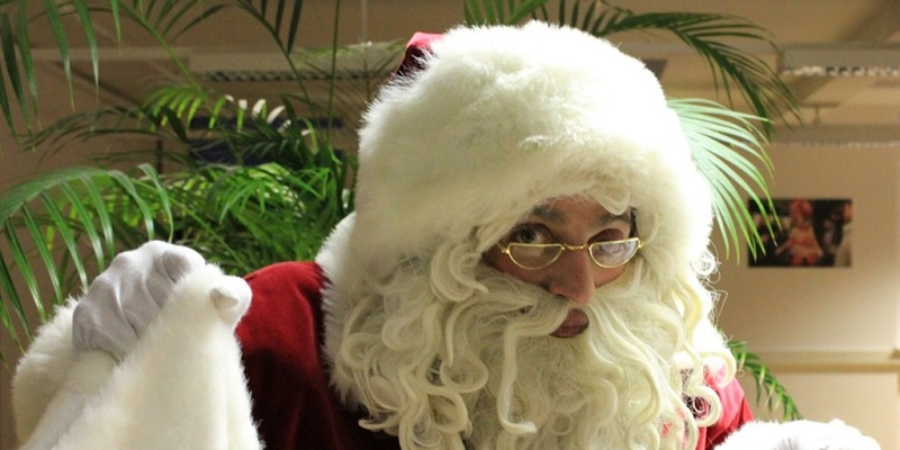 Hogarth – Father Christmas | London| UK