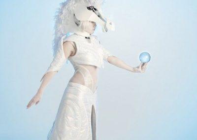 Unicorn – Contact Juggling Character | UK