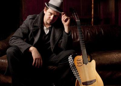 Huw – Guitarist & Vocalist | London| UK