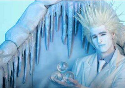 Jack Frost – Juggler & Human Statue | UK