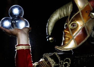 Moon: The Jesters – Living Statue Characters | UK