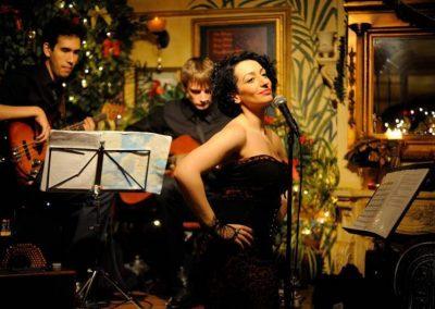 Oriana & The Charmers – Jazz Band | UK