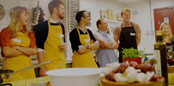Team Building Cooking Activities & Ideas