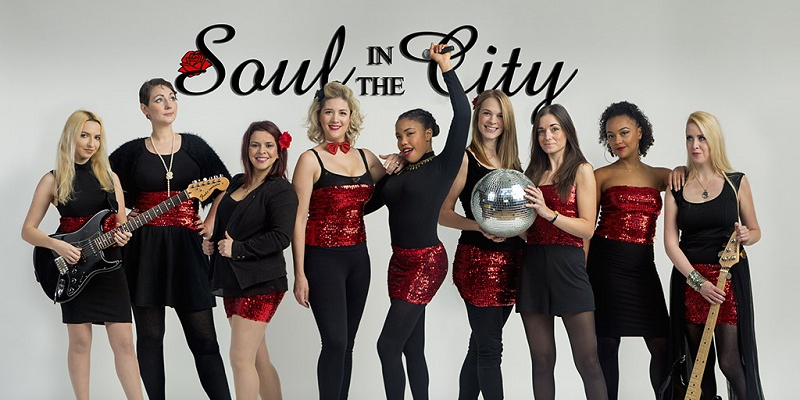 Soul In The City – Female Function Band | London | UK
