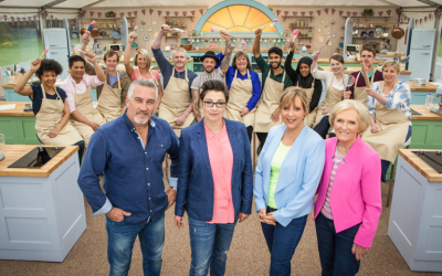 All About: The Great British Bake Off 2016