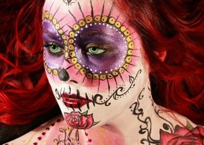 Tamara – Face Painter | UK