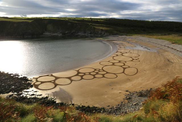 Sean – Sand Artist | Ireland