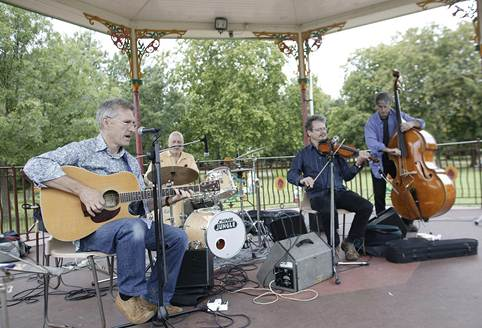 Beckett – Folk Band | UK