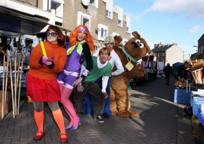 Scooby Doo Characters – Walkabout Characters   UK