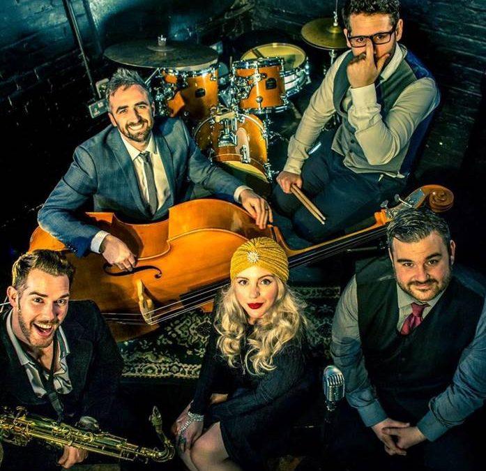 The Sapphire Swing – Swing Band | UK