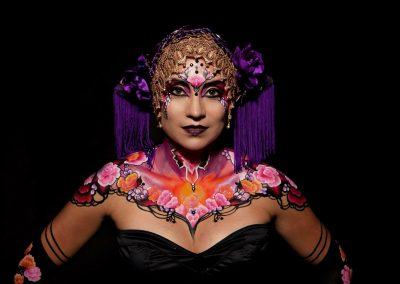 Brierley – Face & Body Painter | UK