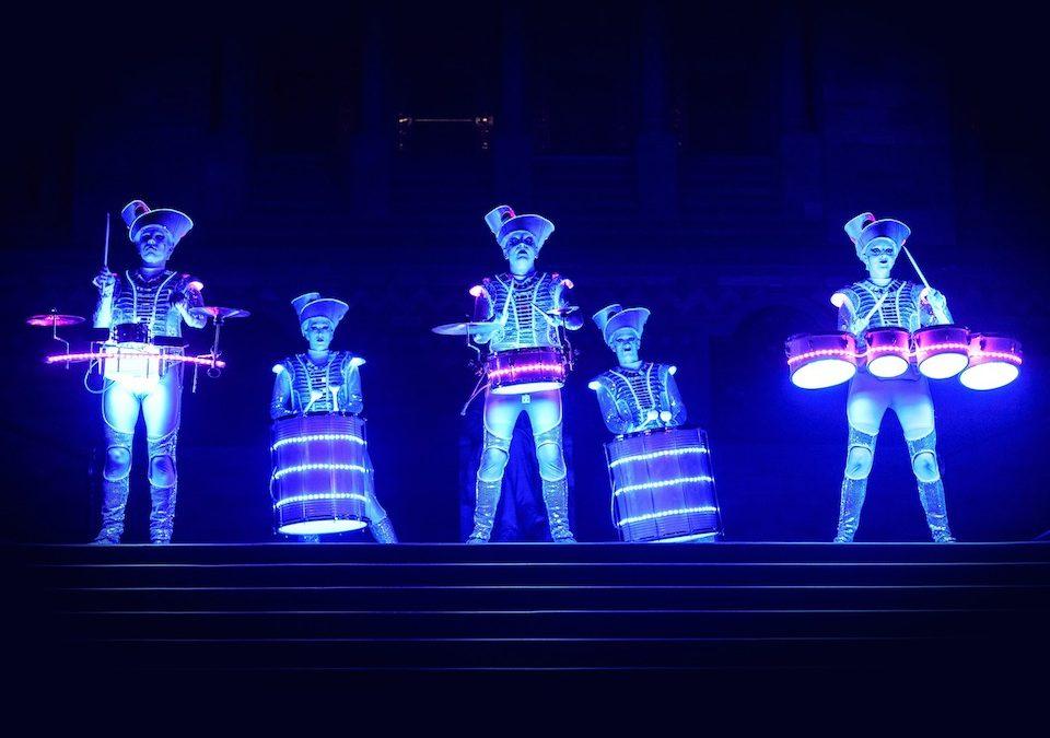 Sparklers – LED percussion band | UK
