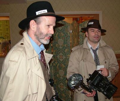 Booking agent for American Paparazzi Characters